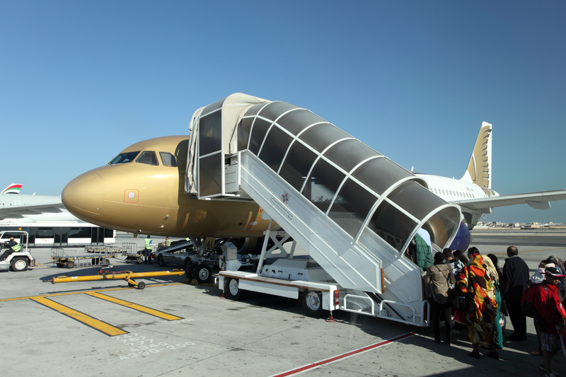 Bahrain Airport is a hub for Gulf Air Airlines.